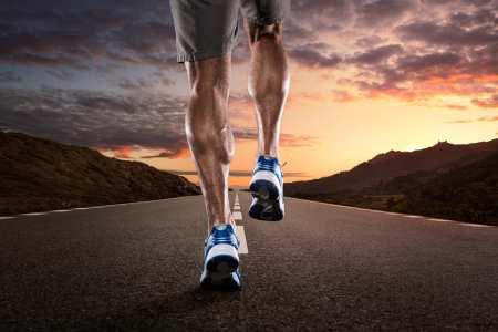 Athlete-Running